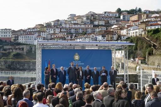 Llastres, Pueblo Ejemplar de Asturias 2010