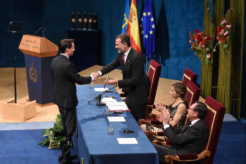2016 Princess of Asturias Awards