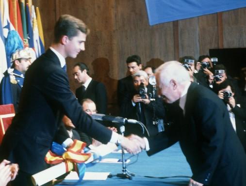Premios Príncipe de Asturias 1986