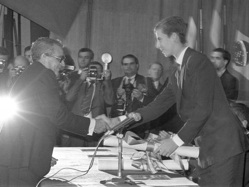 1985 Prince of Asturias Awards