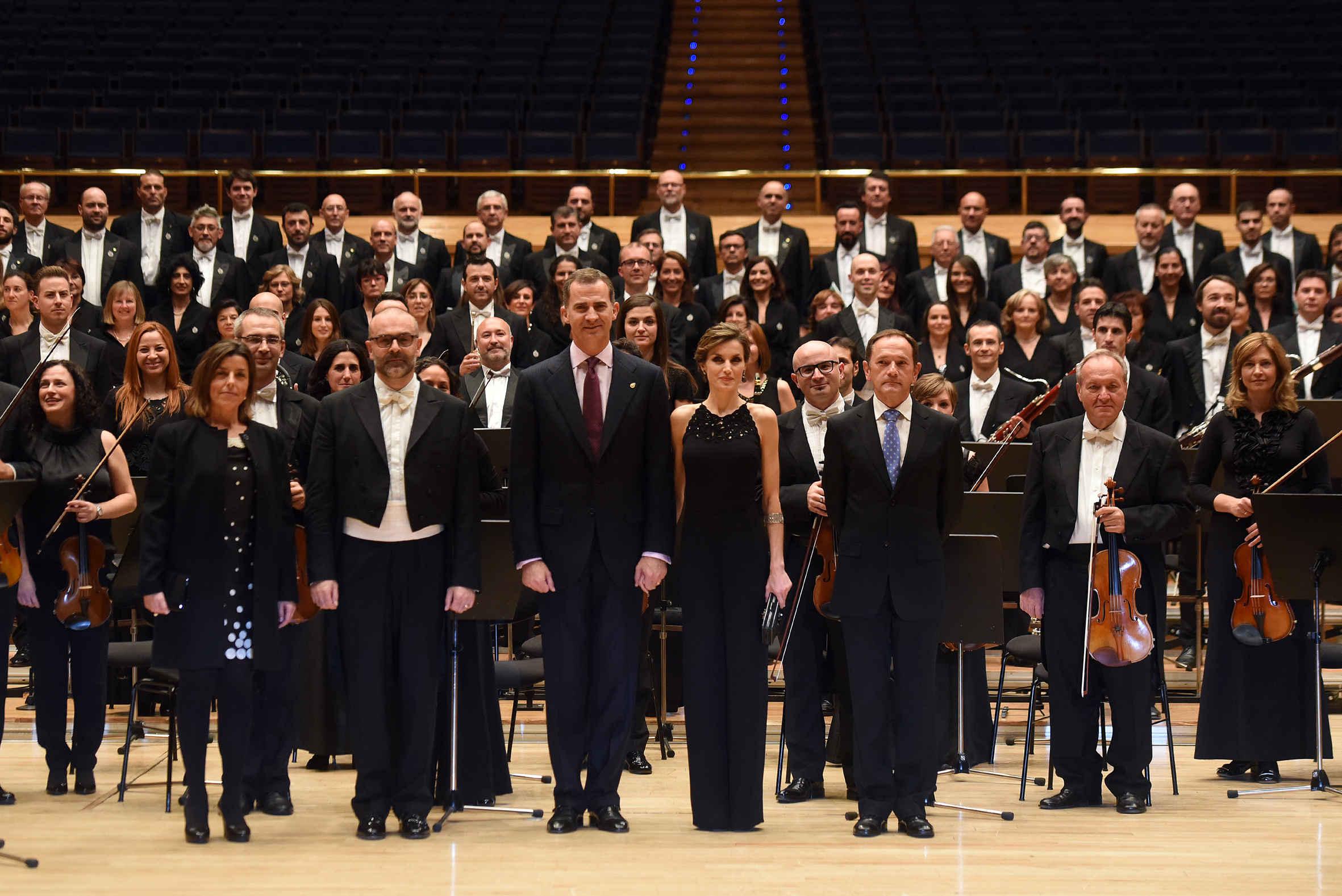 XXIV Concierto Premios Princesa de Asturias