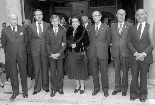 1981 Prince of Asturias Awards