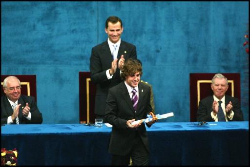 Premios Príncipe de Asturias 2005