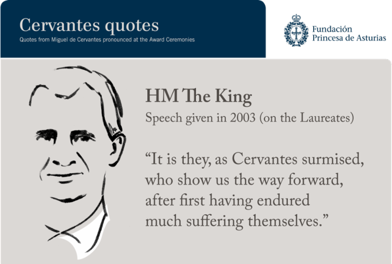 Cervantes Quotes