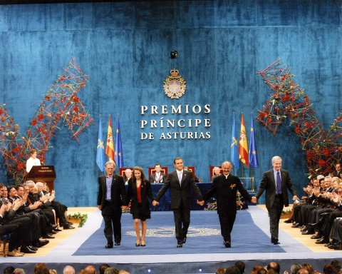 Premios Príncipe de Asturias 2006