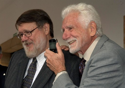 Event with Martin Cooper and Raymond S. Tomlinson