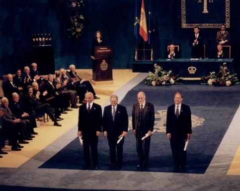 Premios Príncipe de Asturias 2002