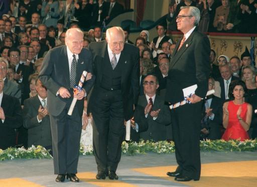 Premios Príncipe de Asturias 1997