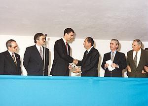 Premio al Pueblo Ejemplar de Asturias 1993