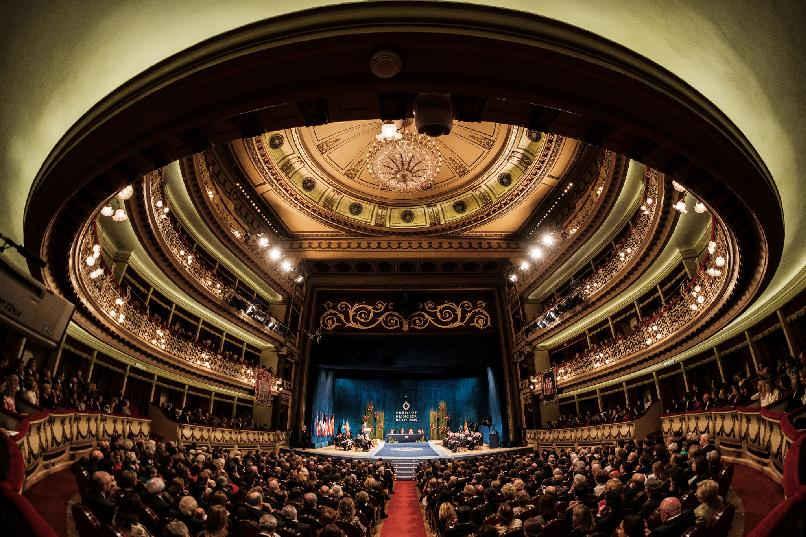 Premios Princesa de Asturias 2016