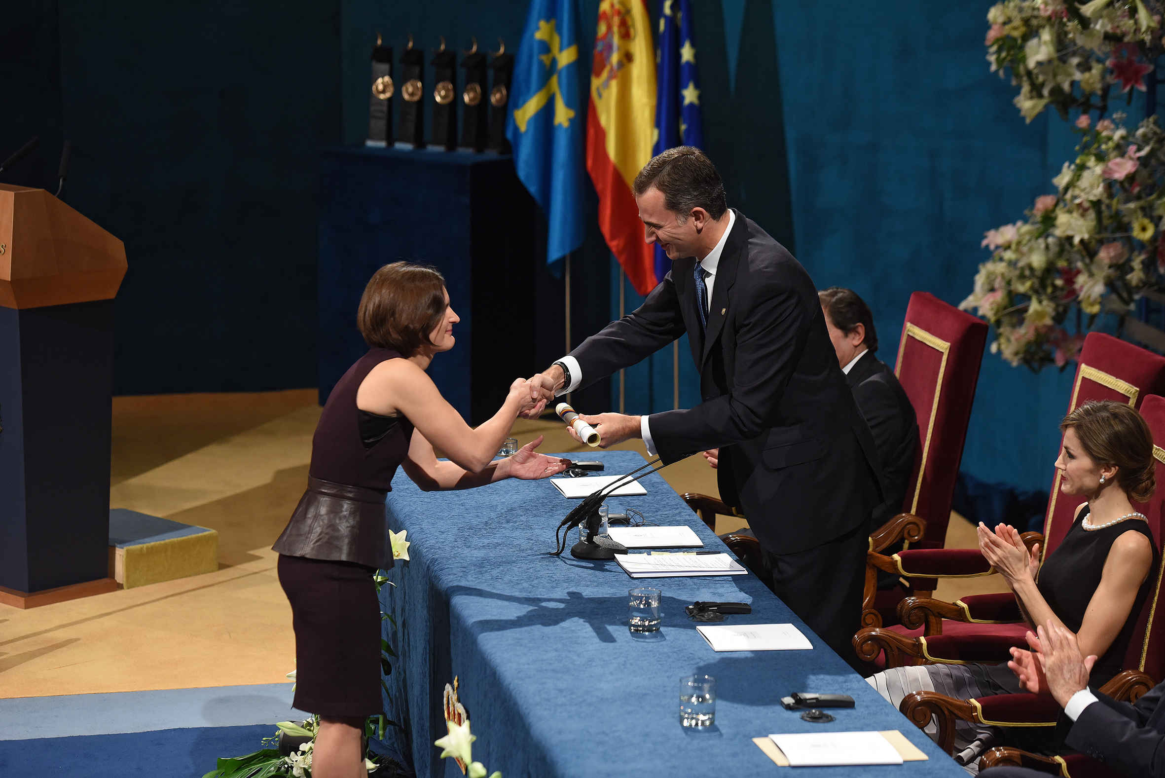 2015 Princess of Asturias Awards