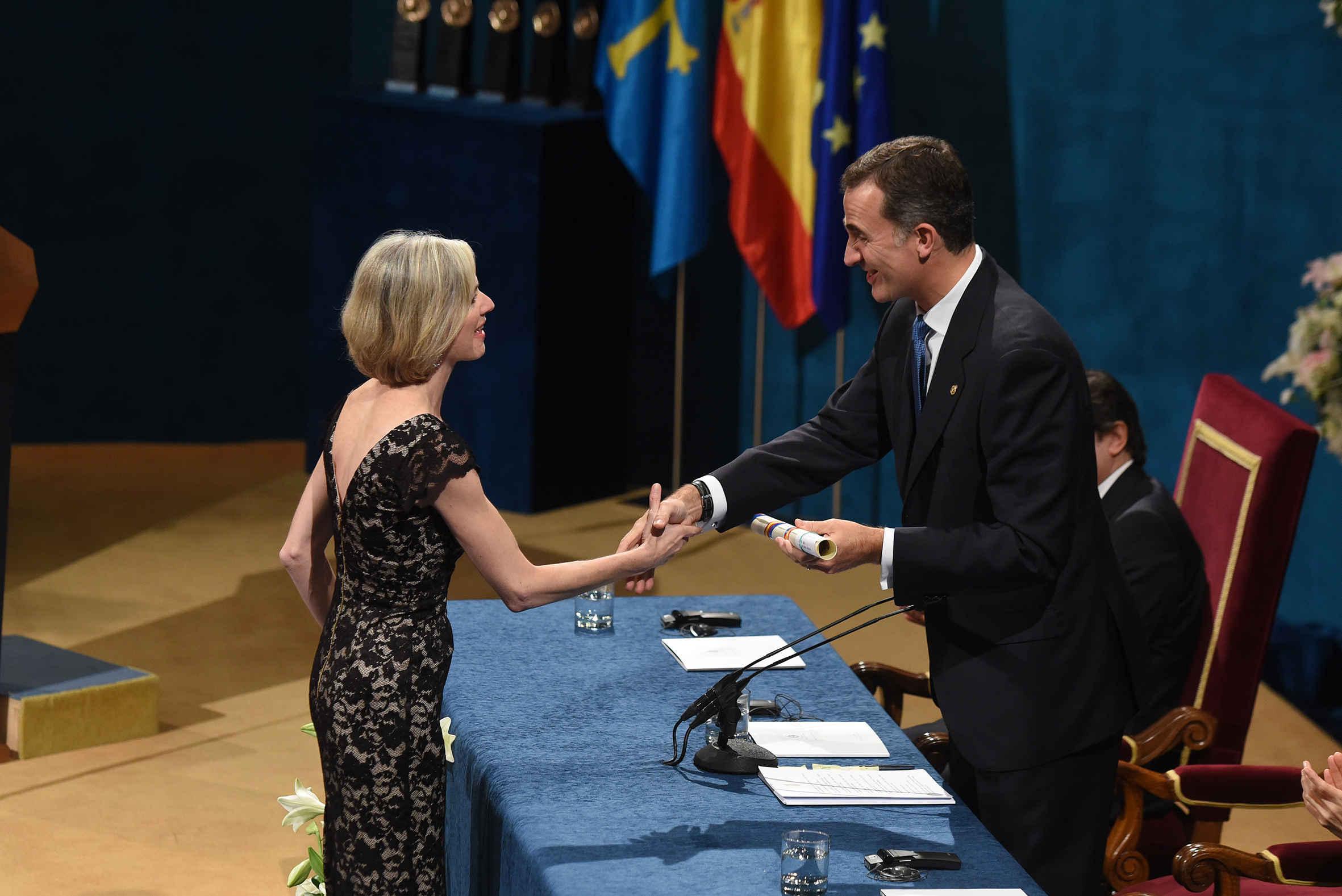 2015 Princess of Asturias Awards