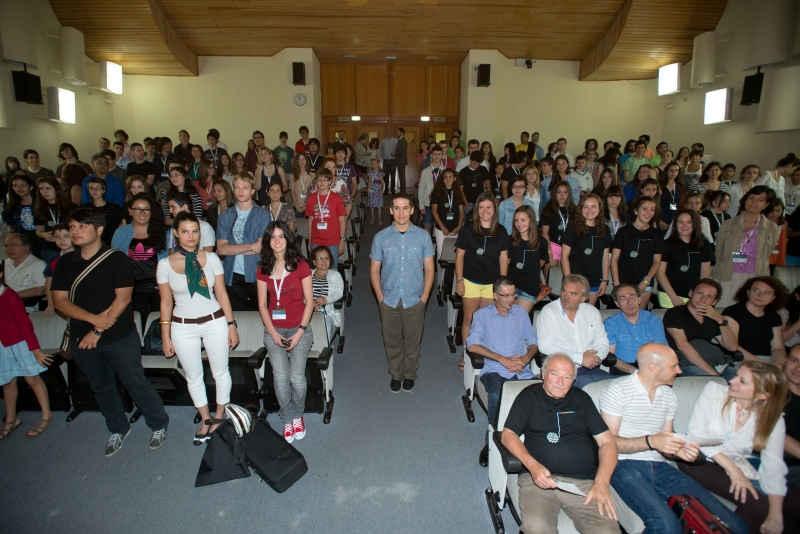 Escuela Internacional de Música 2012