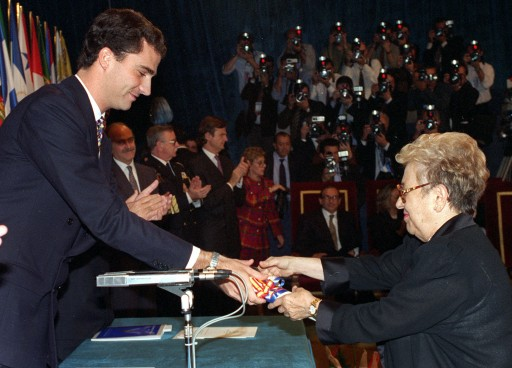 1994 Prince of Asturias Awards