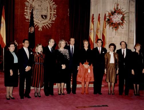 Premios Príncipe de Asturias 1984