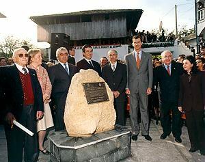 Premio al Pueblo Ejemplar de Asturias 2001