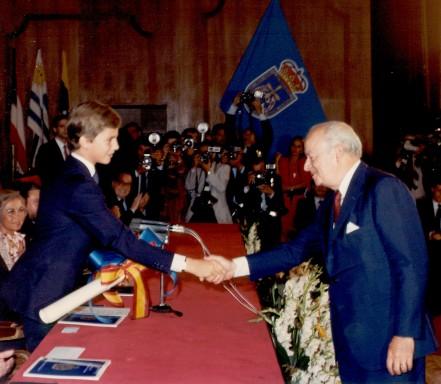 Premios Príncipe de Asturias 1983