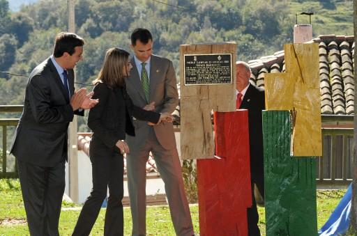 Premio al Pueblo Ejemplar de Asturias 2008