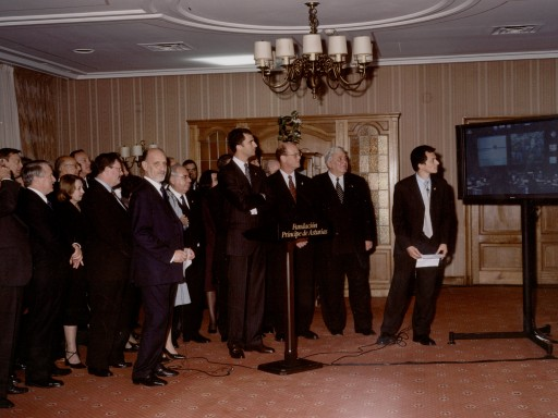 2001 Prince of Asturias Awards