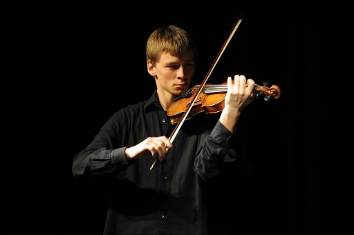 Concierto de Nikita Yaschuck y Ostap Pechenyi