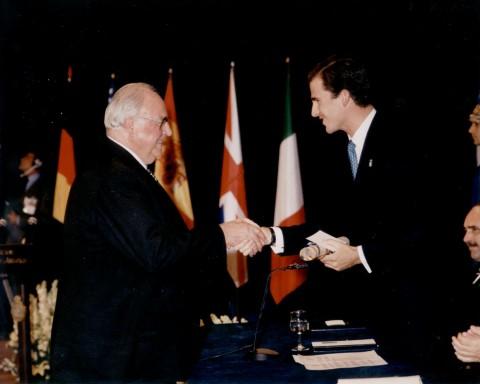 Premios Príncipe de Asturias 1996