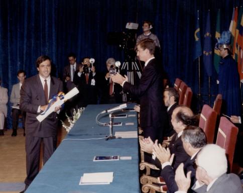 Premios Príncipe de Asturias 1989