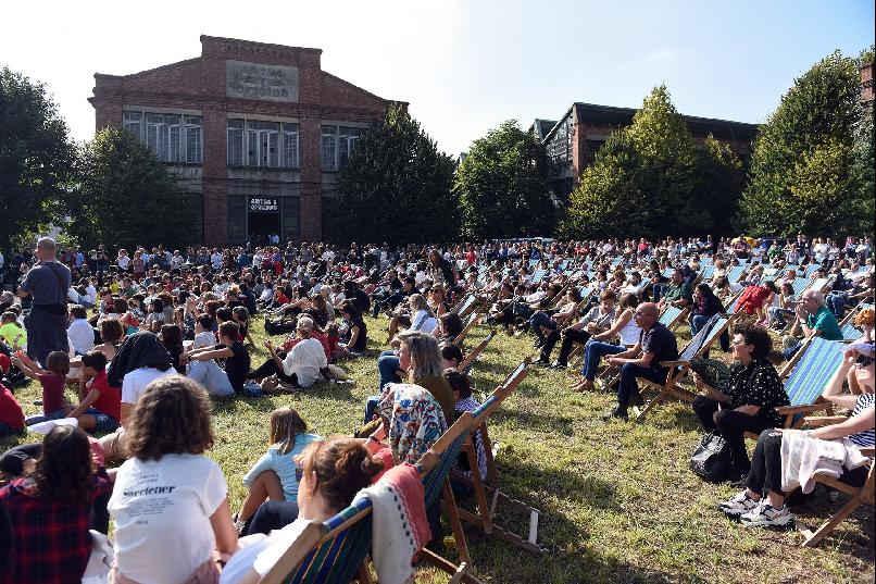 "Educational concert: ""RoKHANroll Academy""."