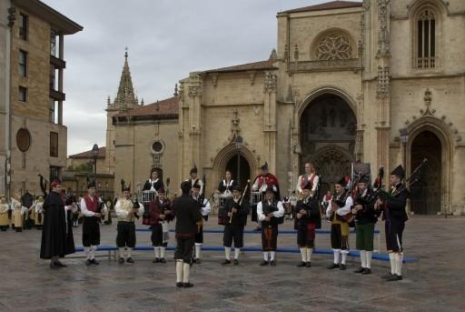 Alborada de los Premios Príncipe de Asturias