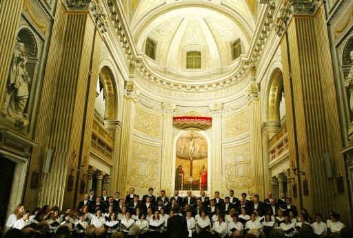 Choir of the Prince of Asturias Foundation