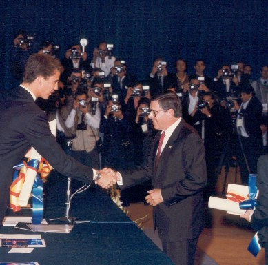 1988 Prince of Asturias Awards