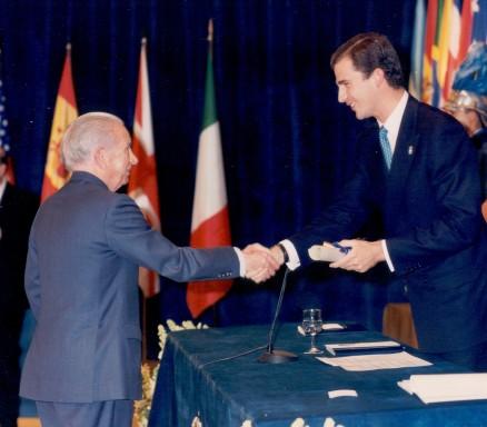 Premios Príncipe de Asturias 1988