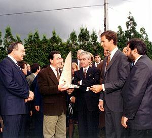 Premio al Pueblo Ejemplar de Asturias 1992