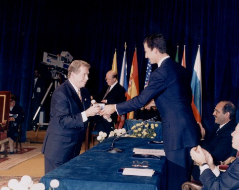 1997 Prince of Asturias Awards