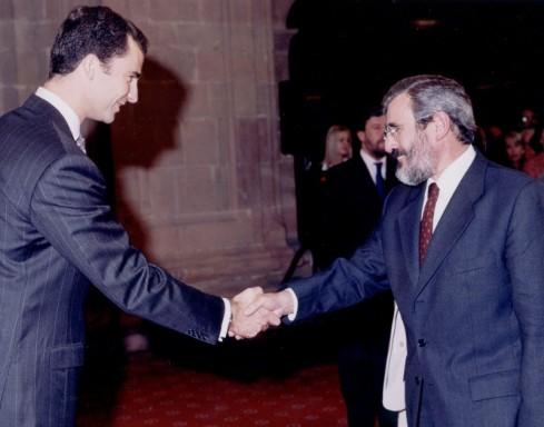 Premios Príncipe de Asturias 2001