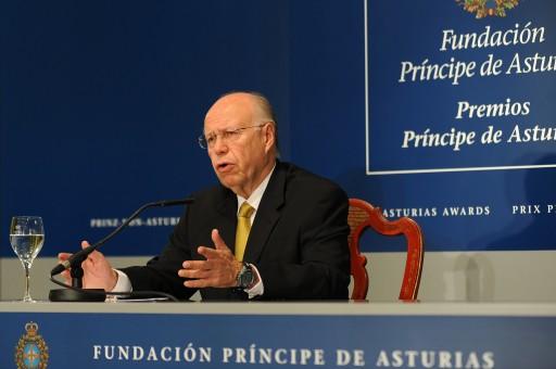 Rueda de prensa de José Narro