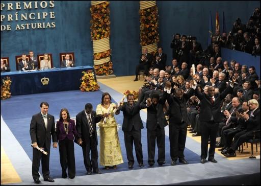 Premios Príncipe de Asturias 2008