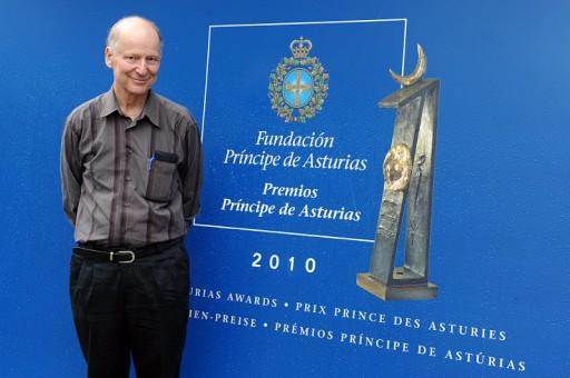Llegada de los galardonados 2010