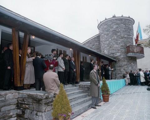 Premio al Pueblo Ejemplar de Asturias 1999
