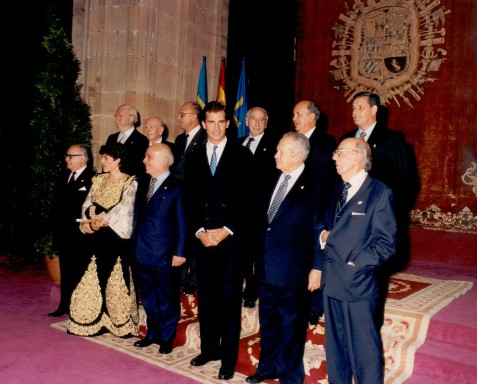 1995 Prince of Asturias Awards