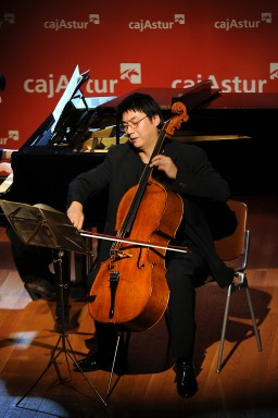 Concierto de Tamaki Kawakubo, Anahit Chaushyan y Timothy Park