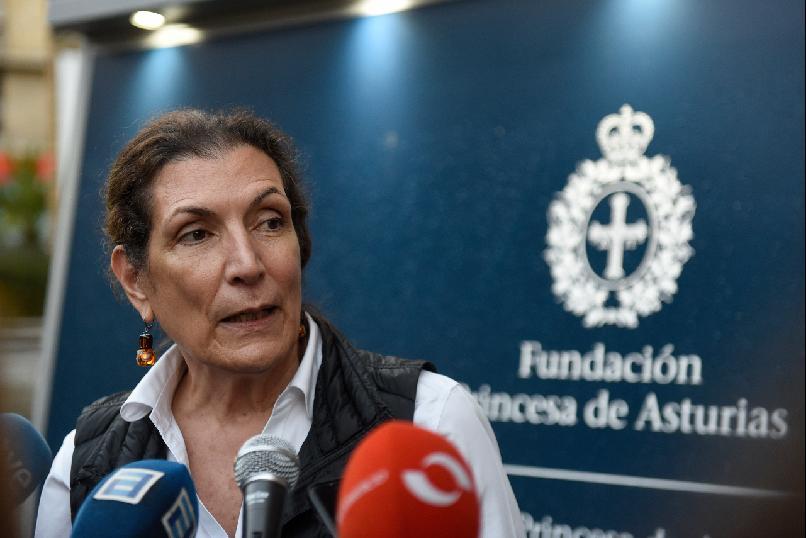 Arrival of Alma Guillermoprieto