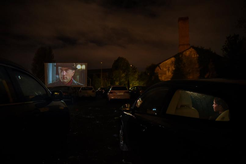Drive-in Cinema. Once Upon a Time in America (Sergio Leone, 1984)