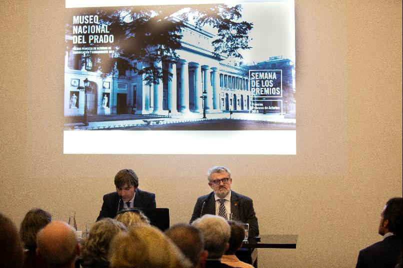 "Talk ""Spaces of the Prado"""