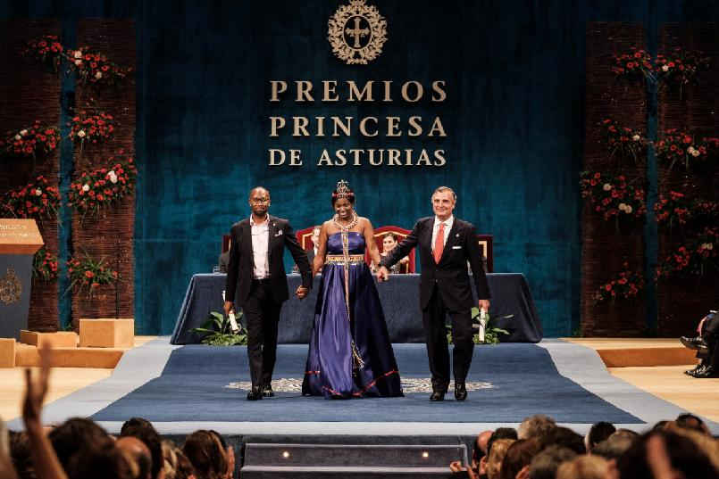 2018 Princess of Asturias Awards Ceremony