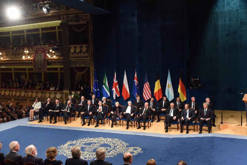 2017 Princess of Asturias Awards
