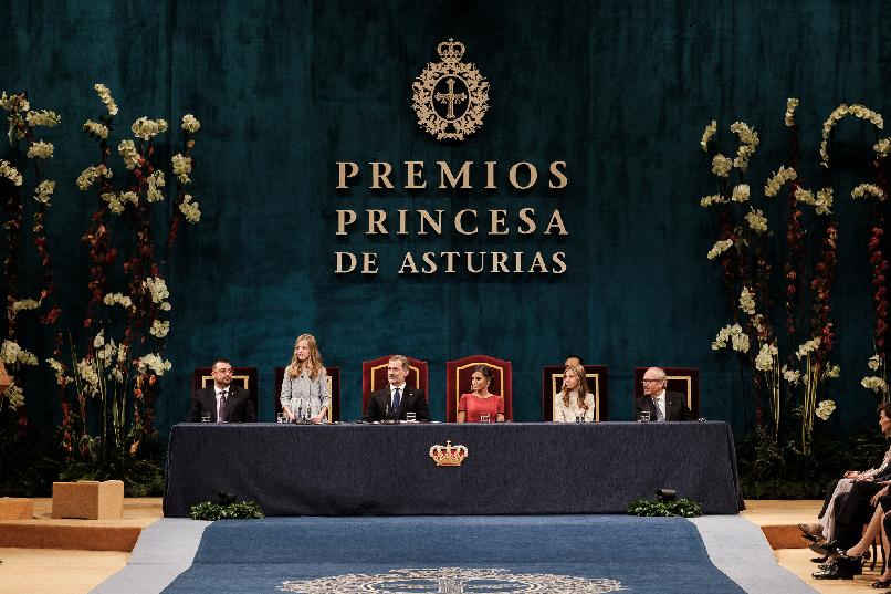 2019 Princess of Asturias Awards Ceremony