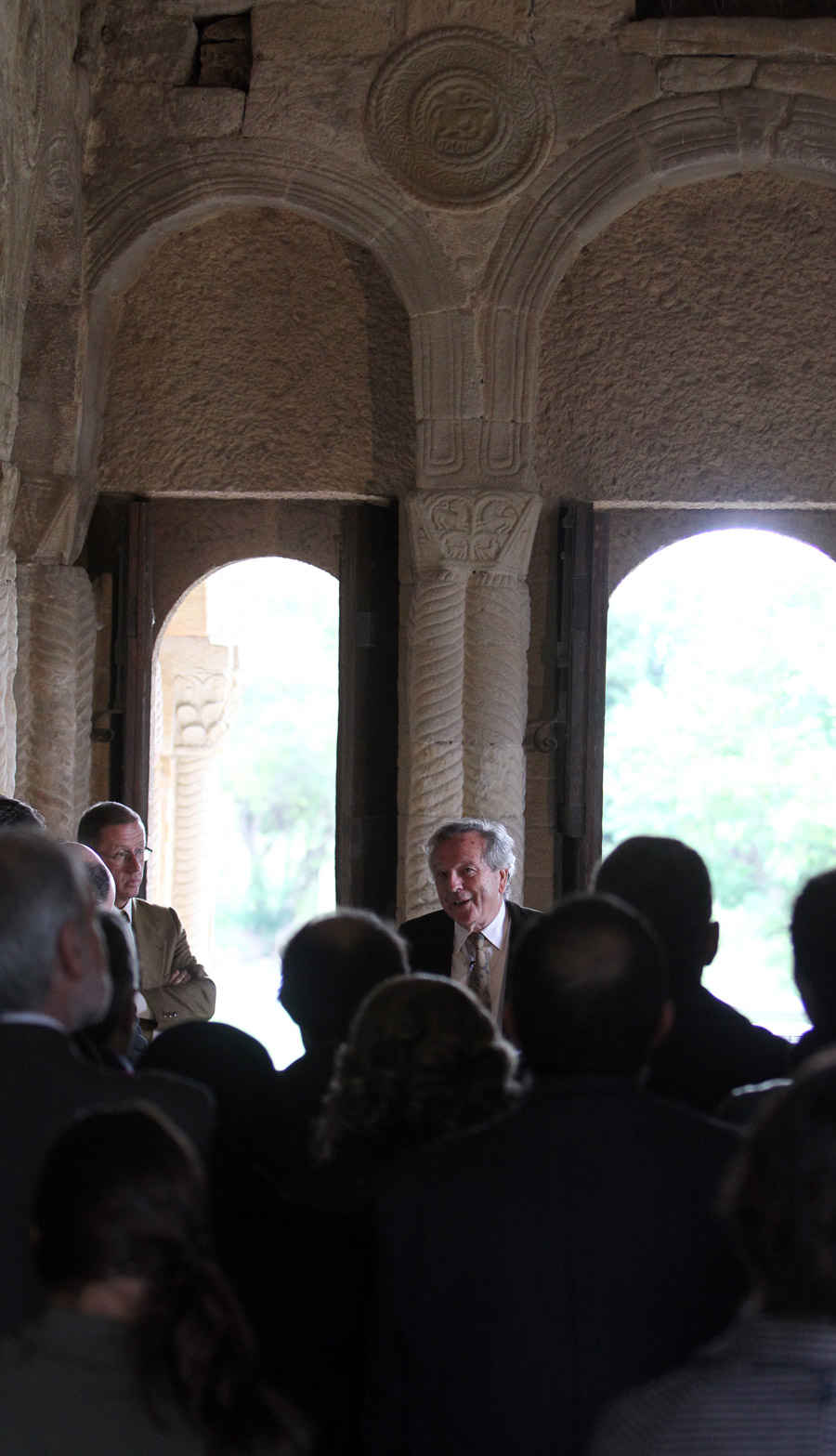 Master class given by Rafael Moneo