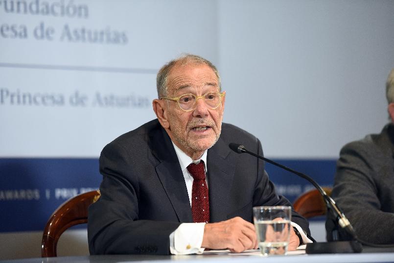 Rueda de prensa de los representantes del Museo Nacional del Prado