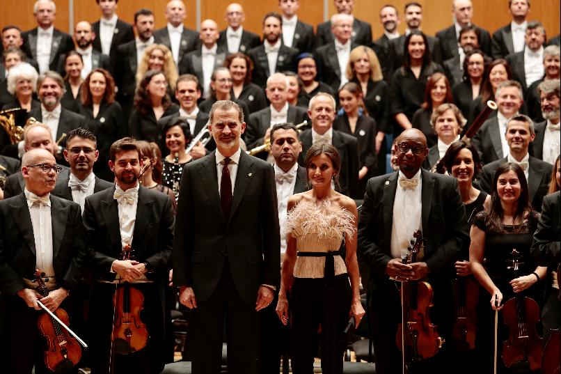 XXVIII Princess of Asturias Awards Concert