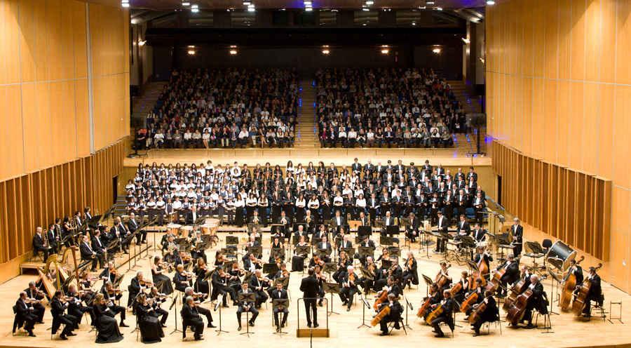 XXI Concierto Premios Príncipe de Asturias
